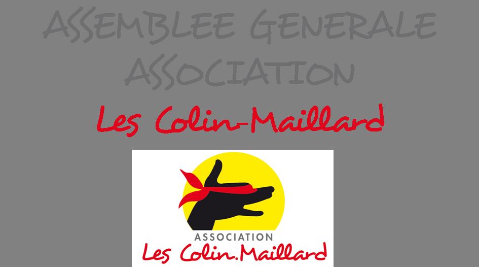 Assemblée générale des Colin Maillard