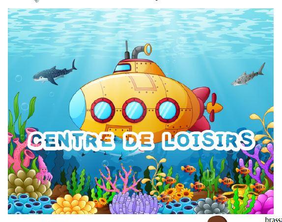 Programme des vacances d'automne au centre de loisirs