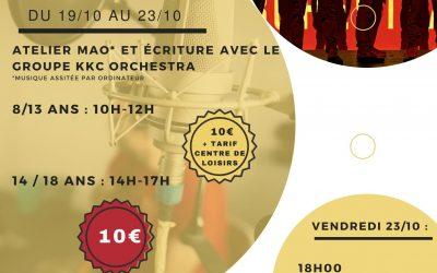 Stage Musique KKC